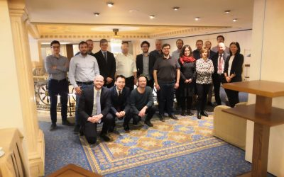 Executive Board Meeting 6 in Athens
